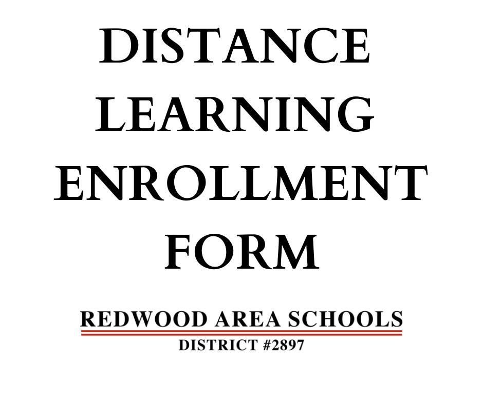 Enrollment for Distance Learning Form