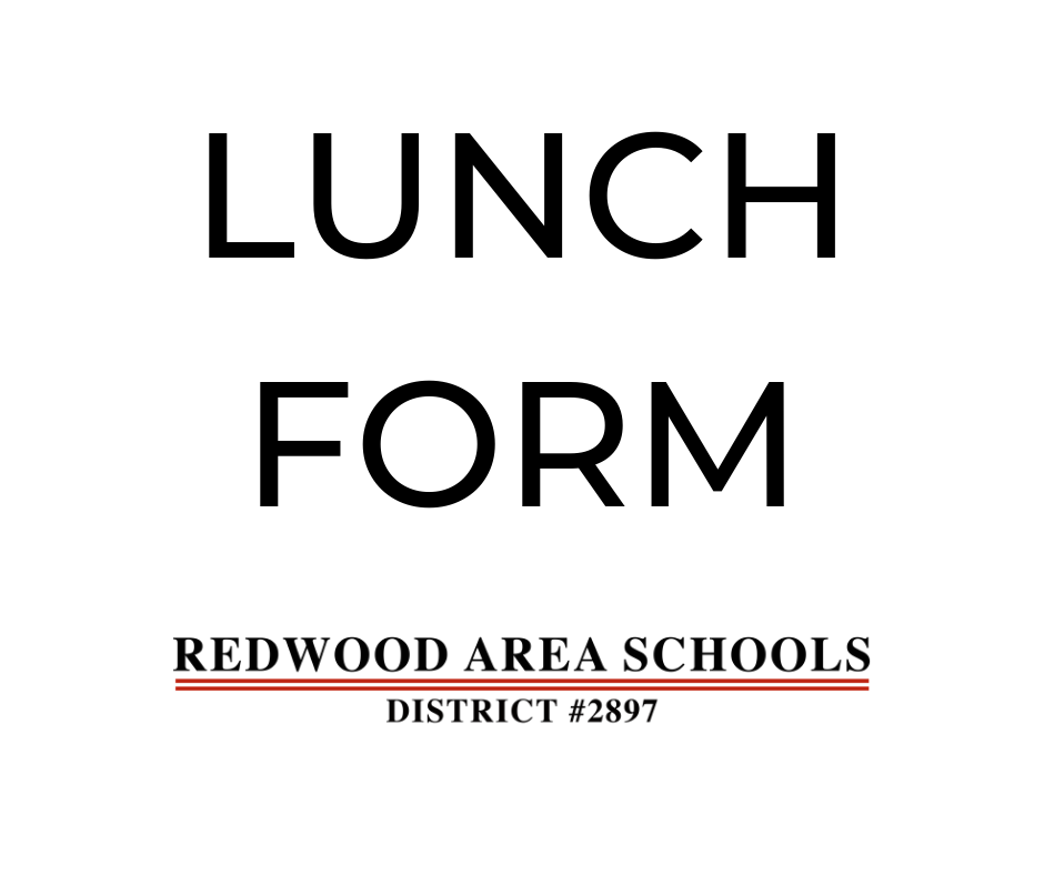 Lunch Form