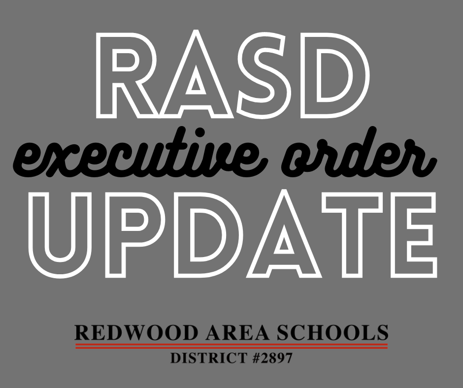 RASD Update on Recent Exec. Order